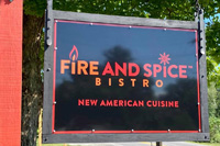 Fire and Spice Bistro